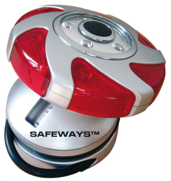 Safeways hivis LED flashing warning light-ET-0220 kopie1