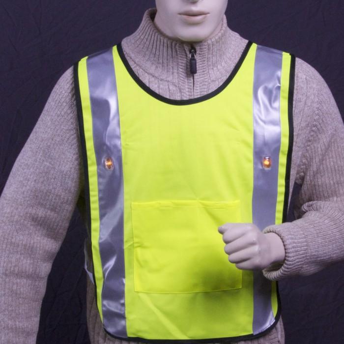 SAFEWAYS.EU LED hivis safety vest FV02A